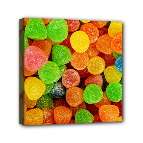 Sweets By Sandi Mini Canvas 6  x 6  by RakeClag