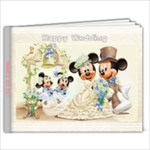 Minnie - 9x7 Photo Book (20 pages)