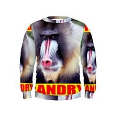 5000x5000 Po Polsku Mandryl Kids  Sweatshirt by RakeClag