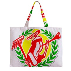 R&h Logo Experiment2 Zipper Tiny Tote Bags by RakeClag