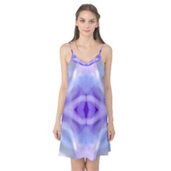 Beautiful Blue Purple Pastel Pattern, Camis Nightgown by Costasonlineshop