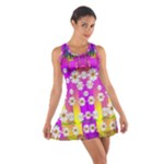 Over and under the rainbow is love Cotton Racerback Dress