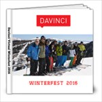 Winterfest 2016 - 8x8 Photo Book (20 pages)