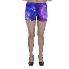 Blue/Purple Galaxy Shorts by GalaxySpirit