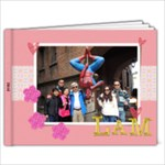 lam2 - 11 x 8.5 Photo Book(20 pages)