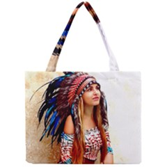Indian 21 Mini Tote Bag by indianwarrior