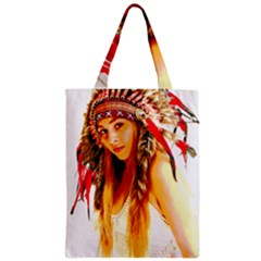 Indian 26 Classic Tote Bag by indianwarrior