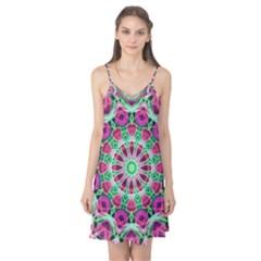 Flower Garden Camis Nightgown by Zandiepants