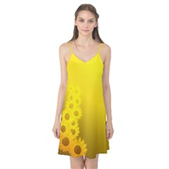 Sunflower Camis Nightgown by LetsDanceHaveFun