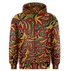 4400 Pix Men s Zipper Hoodie by MRTACPANS