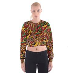 4400 Pix Women s Cropped Sweatshirt