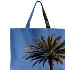 Tropical Palm Tree  Mini Tote Bag by BrightVibesDesign