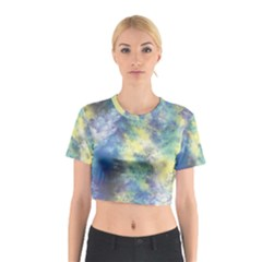 Abstract #17 Cotton Crop Top
