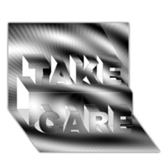 New 12 Take Care 3d Greeting Card (7x5)  by timelessartoncanvas