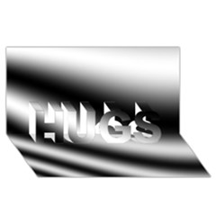 New 15 Hugs 3d Greeting Card (8x4)  by timelessartoncanvas