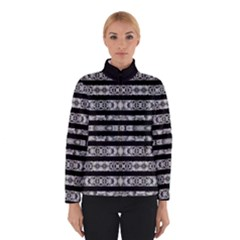 Alien Stripes Print Winterwear by dflcprintsclothing