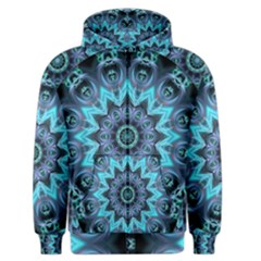 Star Connection, Abstract Cosmic Constellation Men s Zipper Hoodie