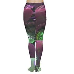 Creation Of The Rainbow Galaxy, Abstract Women s Tights by DianeClancy