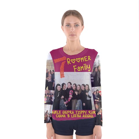 Women s Long Sleeve Tee