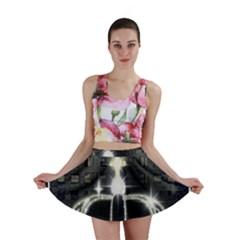 The King Mini Skirt by SugaPlumsEmporium