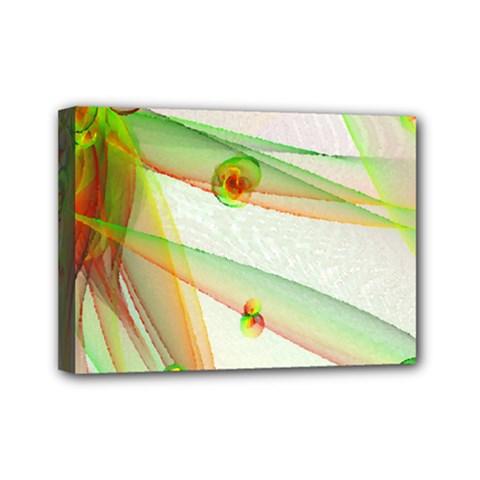 The Wedding Veil Series Mini Canvas 7  X 5  by SugaPlumsEmporium