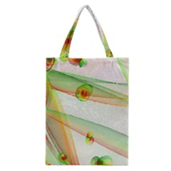 The Wedding Veil Series Classic Tote Bag by SugaPlumsEmporium