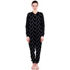 BRK2 BK MARBLE SILVER OnePiece Jumpsuit (Ladies)  by trendistuff