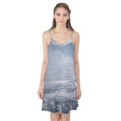 Sky Plane View Camis Nightgown by yoursparklingshop