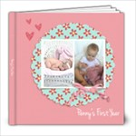 Penny s baby book - 8x8 Photo Book (20 pages)