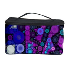 Hipster Bubbes Cosmetic Storage Cases by KirstenStar