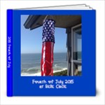4th of July 2015 - 8x8 Photo Book (20 pages)