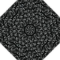 Galaxy Dots Golf Umbrellas by dflcprints