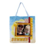 summer - Grocery Tote Bag