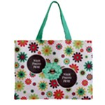 Flower tote - Mini Tote Bag