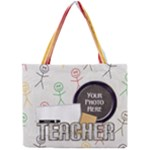 Teacher Tote - Mini Tote Bag