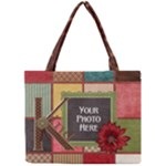 Kindness Patchwork Tote - Mini Tote Bag