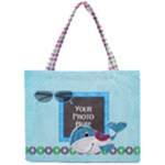 Whale and Starfish Tote - Mini Tote Bag