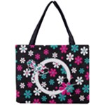 Bold Flower Tote - Mini Tote Bag