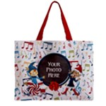 Music and Elves Tote - Mini Tote Bag