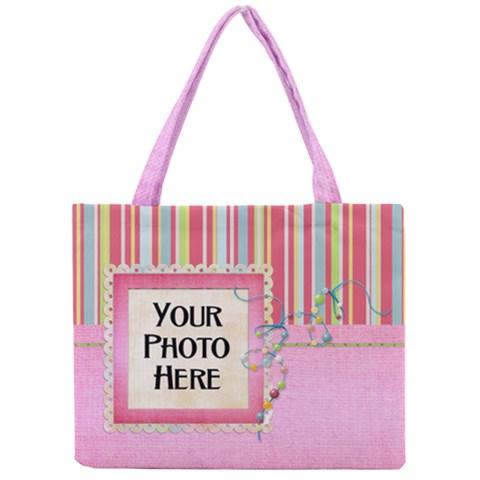 Mini Tote Bag Front