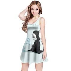 Always... Reversible Sleeveless Dress by lvbart