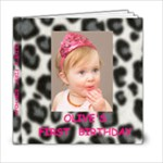 OLIVE S FIRST BIRTHDAY - 6x6 Photo Book (20 pages)