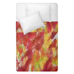 Colorful Splatters                                       Duvet Cover (Single Size) by LalyLauraFLM