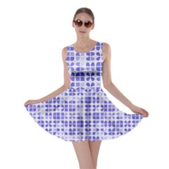 Pastel Purple Skater Dress by FunkyPatterns