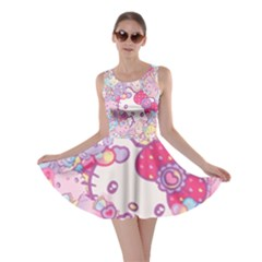 Hello Kitty Kawaii Skater Dress by KoolKawaii