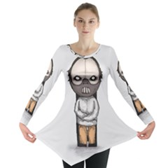 Dr. Lecter Long Sleeve Tunic  by lvbart