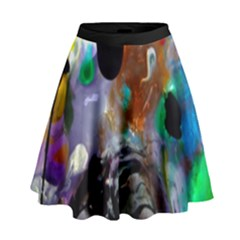I Forgot High Waist Skirt by saprillika
