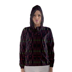 Blax N Color Hooded Wind Breaker (women) by MRTACPANS