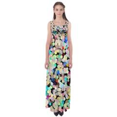 Beach3333 Empire Waist Maxi Dress by BIBILOVER