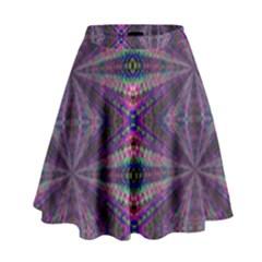 Time Space High Waist Skirt
